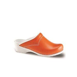 Sanita klompen Flex model 314 Royal Pumpkin 8557