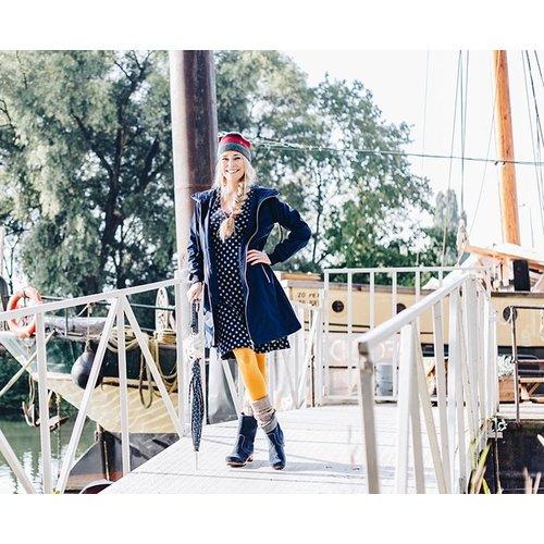 Boot top Bonnie Doon mid grijs