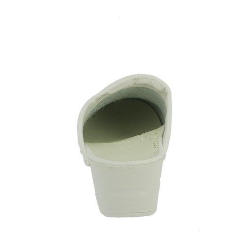 Sanita klompen Sonja wit 1500047