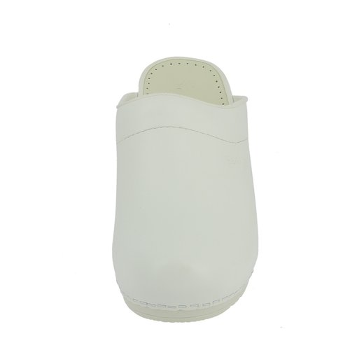 Sanita klompen Karl wit 1500050