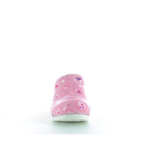 Sanita klompen Nurse rose 8565