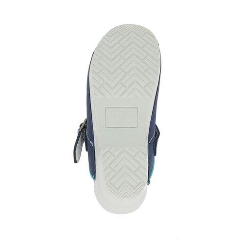 Sanita klompen Flex model 314 lichtblauw 8599