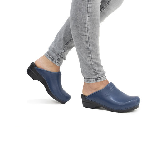 Sanita klompen Sonja Denim 1500047