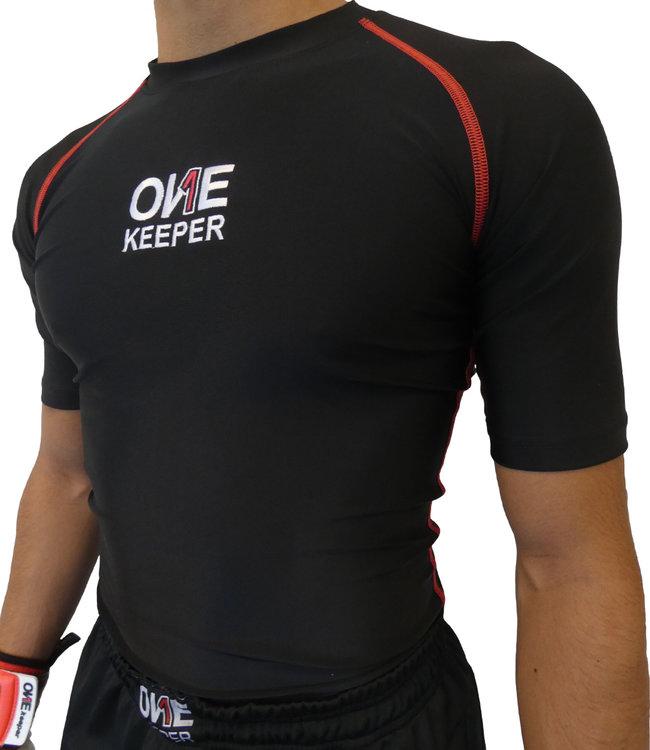 ONEKEEPER Compressie shirt Short Sleeve