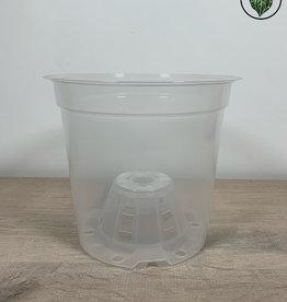 We Love Houseplants Orchid pot (A) 15cm (Transparent)