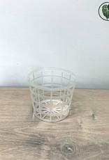 We Love Houseplants Orchid Net pot 8cm (Transparent)