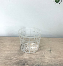 We Love Houseplants Orchidee Net pot 8cm (Transparant)