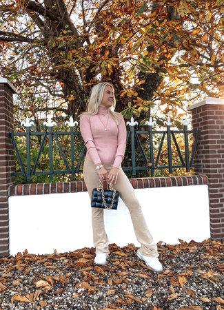 by.AMELLE Shirt Jill Pink