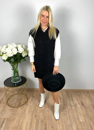 by.AMELLE Spencer Dress Emily Black