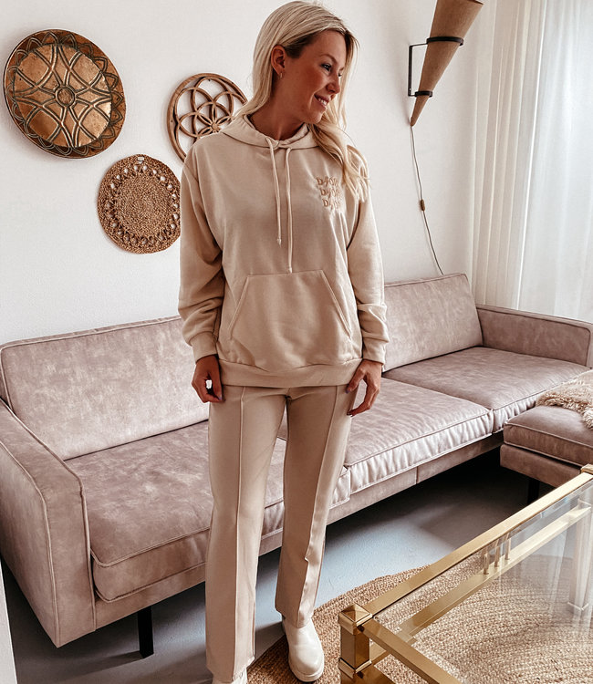 by.AMELLE Sweater D*OR Beige