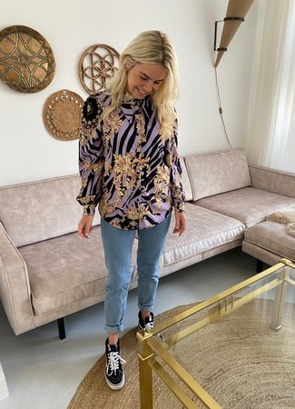 by.AMELLE Blouse Versace