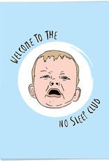 KAART BLANCHE KAART BLANCHE No Sleep Club Blue