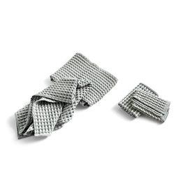 HAY HAY TWIST Dish Cloth & Towel - 4 pcs - Eucalyptus