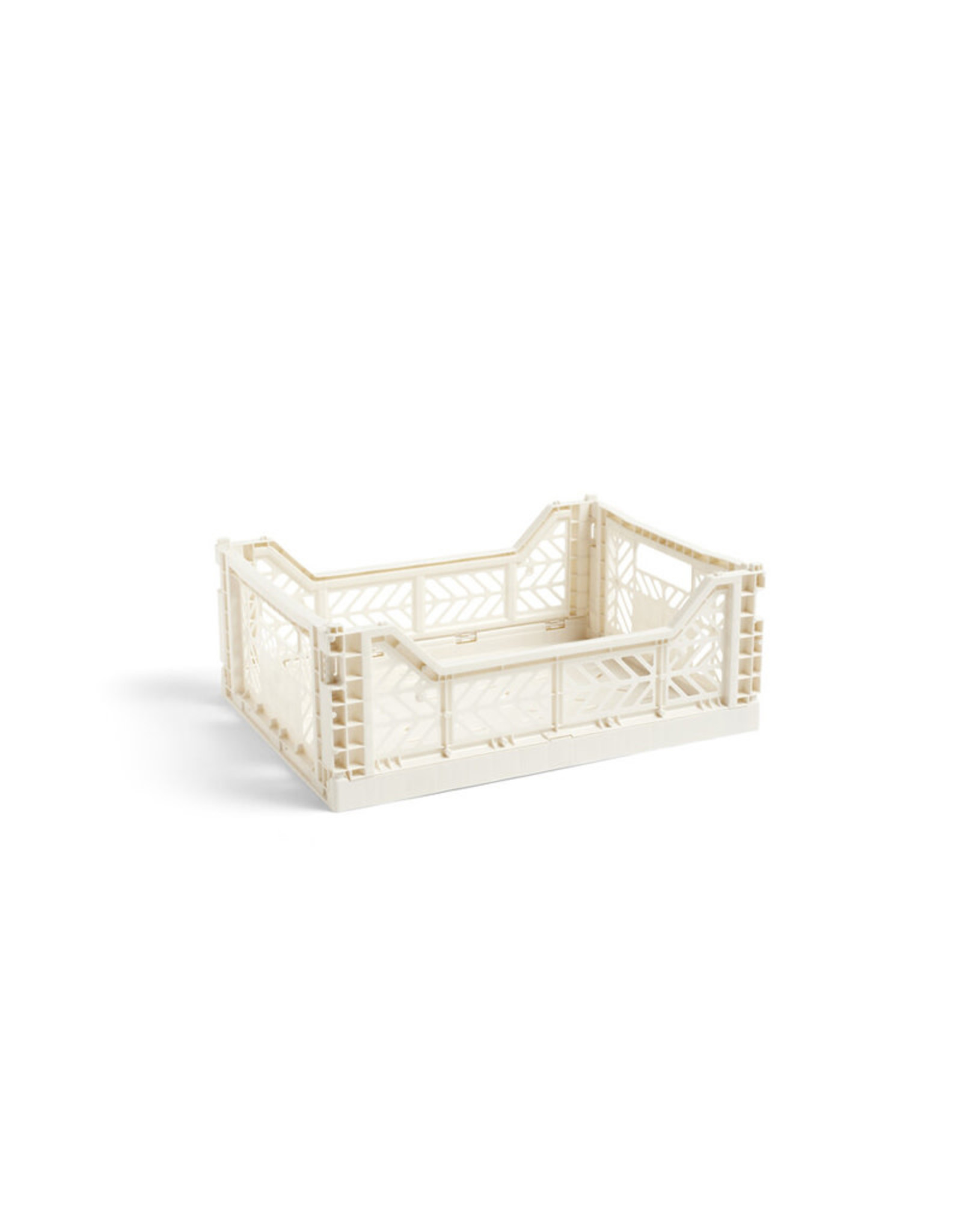 HAY HAY COLOUR CRATE M 14,5L OFF WHITE