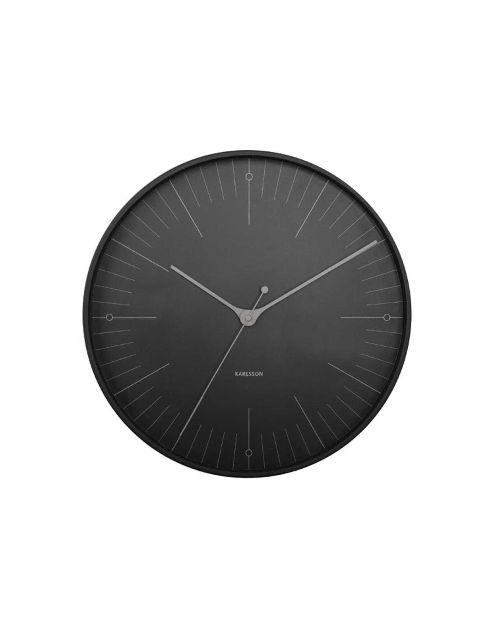 KARLSSON KARLSSON INDEX WALL CLOCK