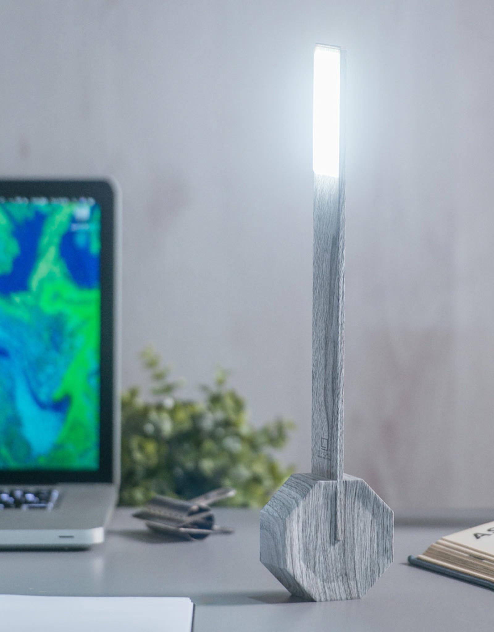 GINGKO GINGKO OCTAGON LAMP ASH