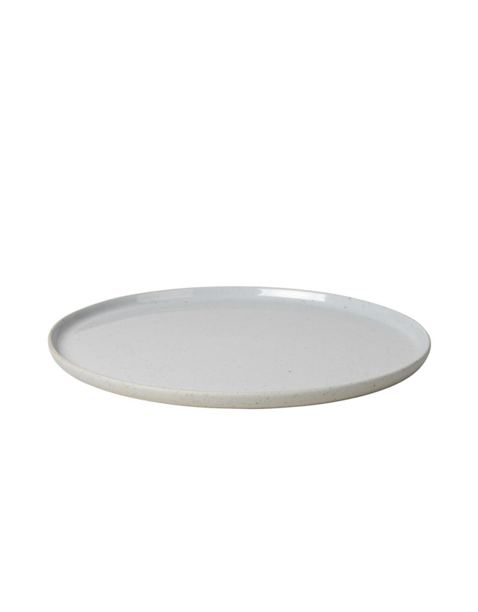 BLOMUS BLOMUS SABLO DINNER PLATE Ø26