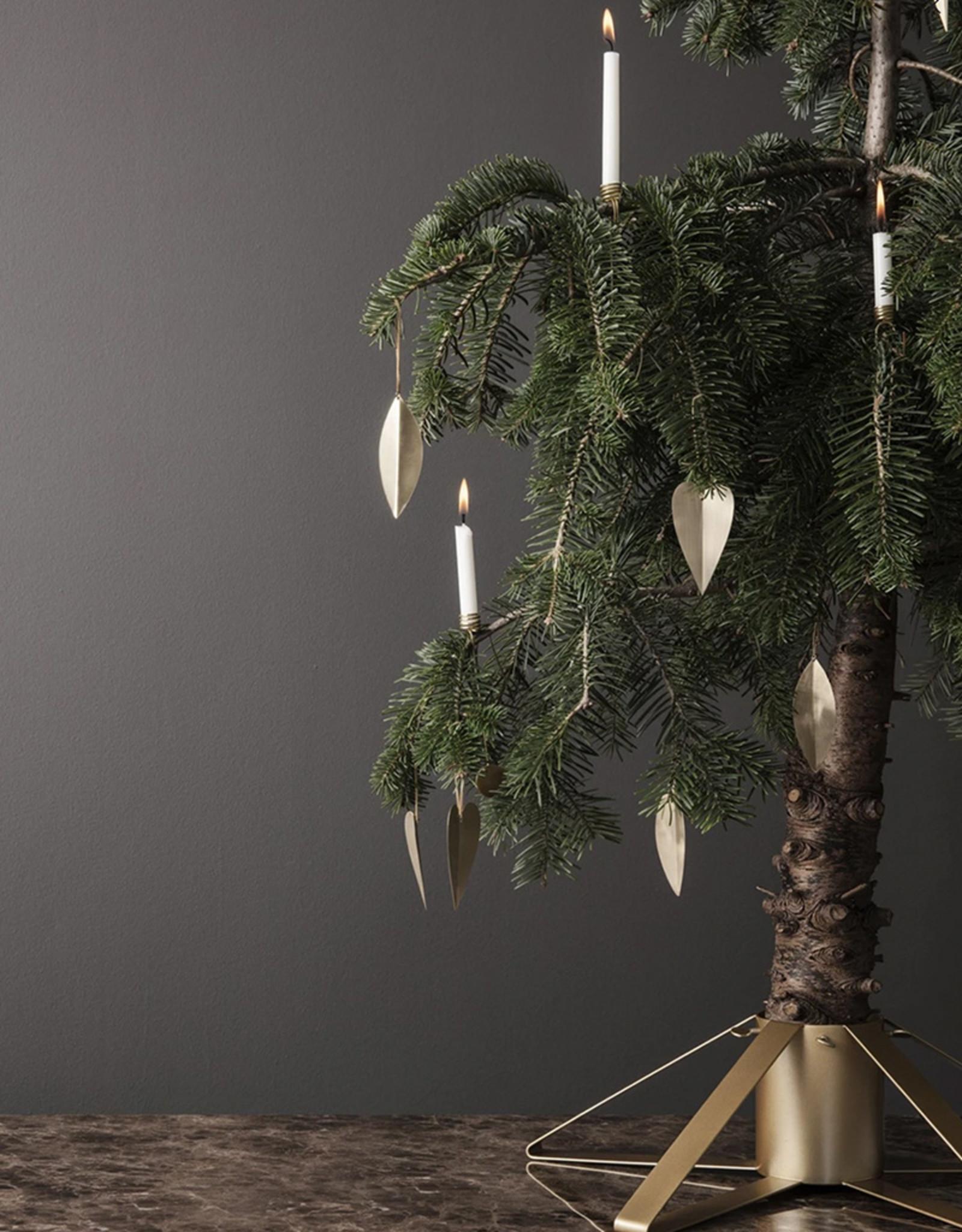 FERM LIVING FERM LIVING Christmas Tree Foot - Brass