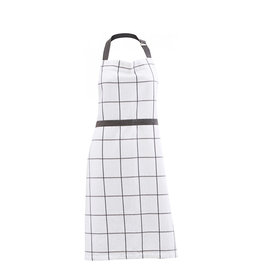 HOUSE DOCTOR HOUSE DOCTOR OPA APRON WHITE