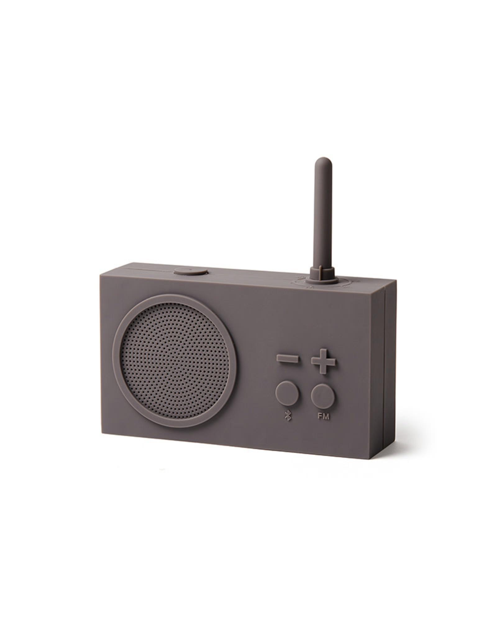 LEXON LEXON TYKHO 3 BT/FM TAUPE GREY