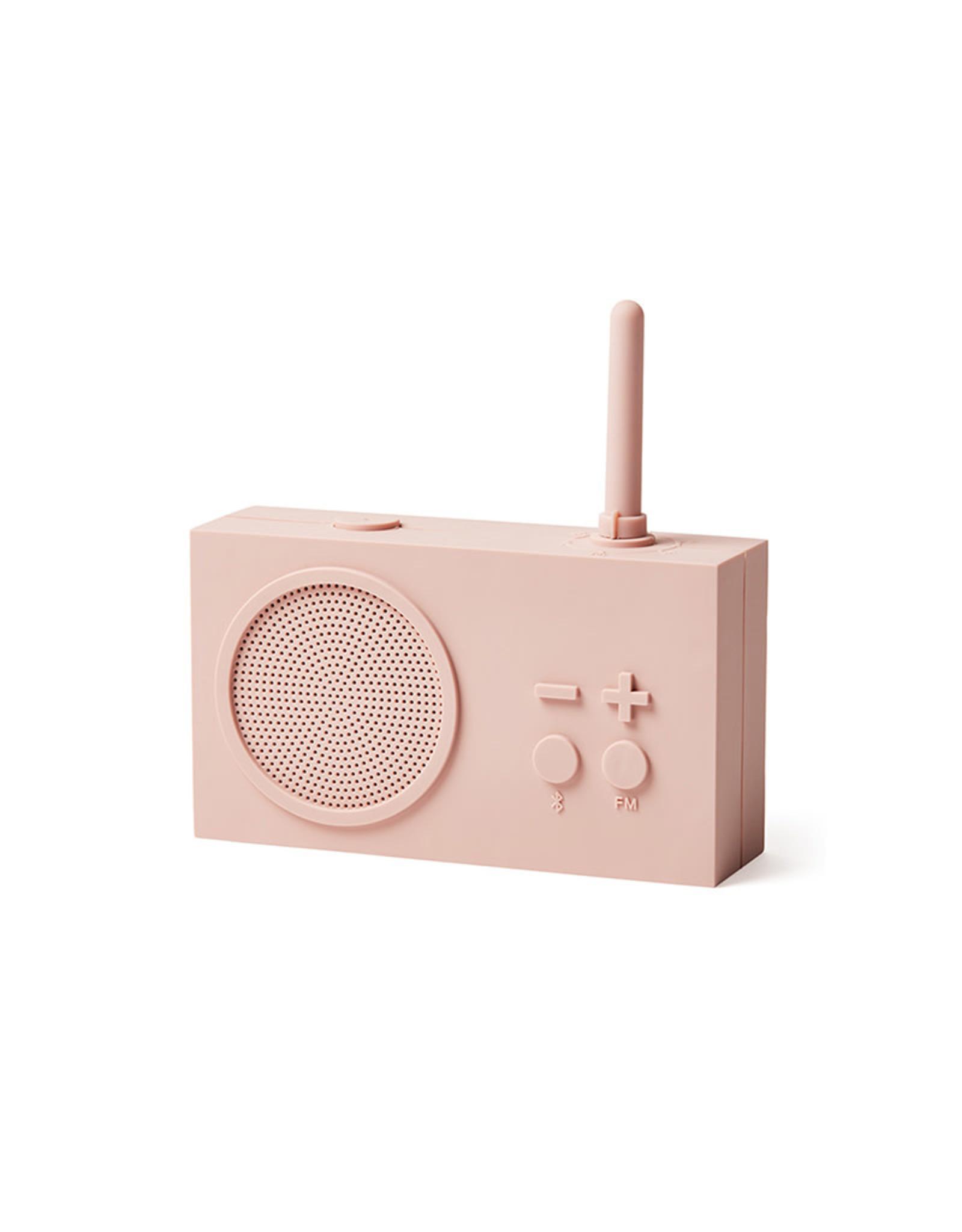 LEXON LEXON TYKHO 3 BT/FM PINK