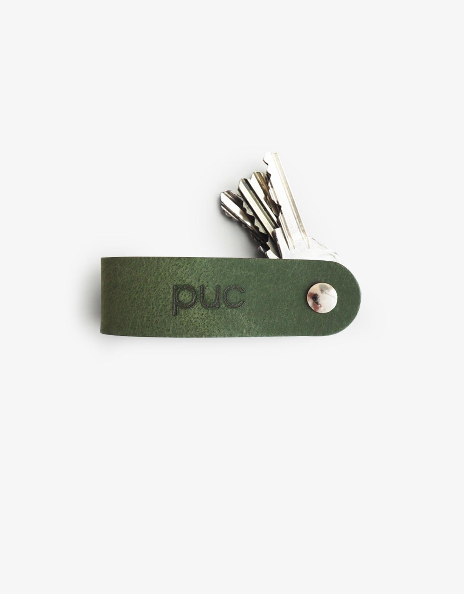 PUC PUC HIDE & KEY green