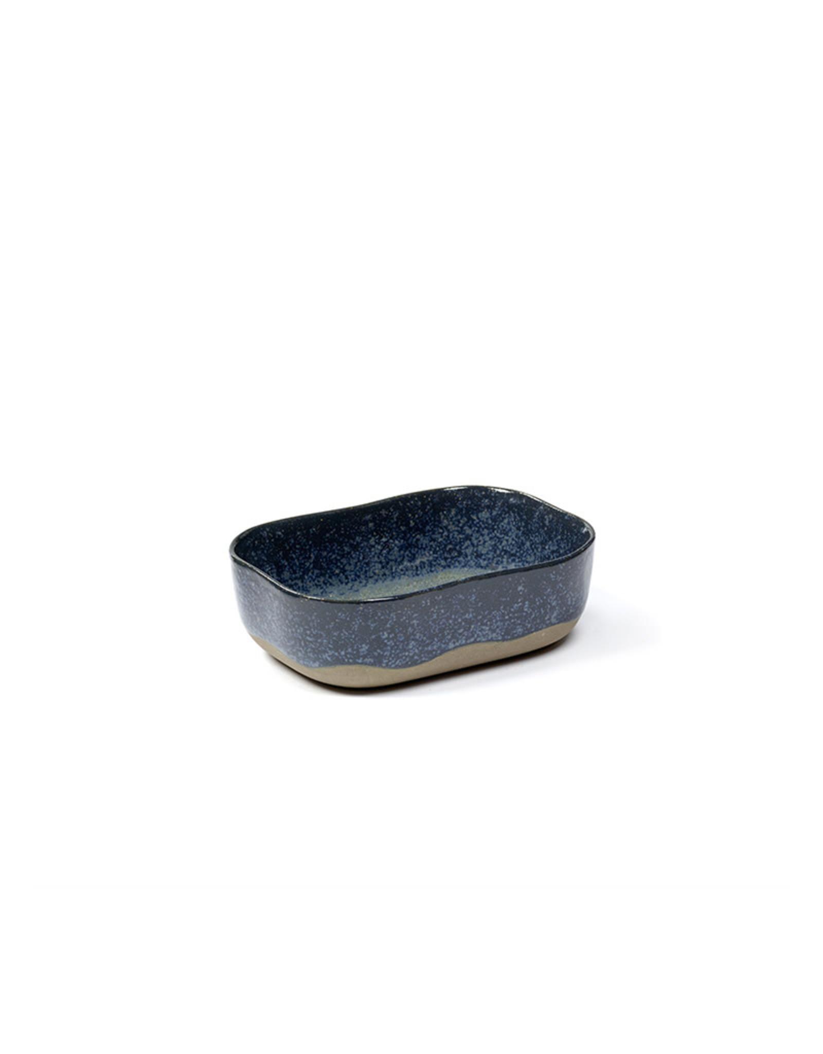 SERAX SERAX MERCI PLATE N° 6 BLUE