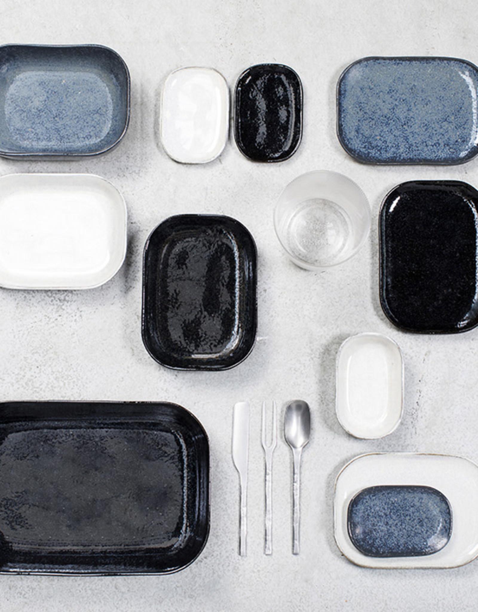 SERAX SERAX MERCI PLATE N° 8 WHITE