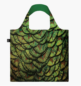 LOQI LOQI BAG INDIAN PEAFOWL