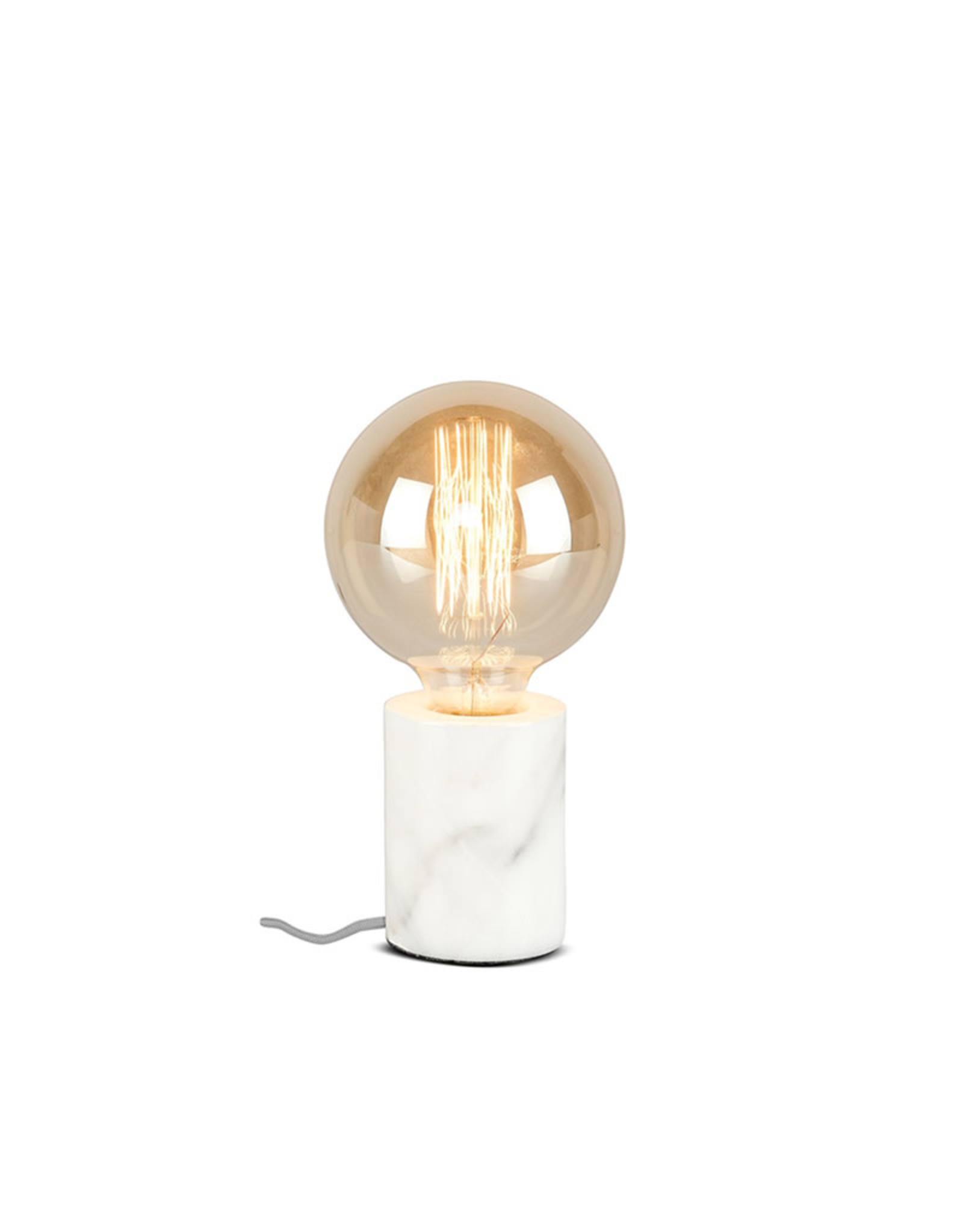 IT'S ABOUT ROMI IT'S ABOUT ROMI ATHENS TABLE LAMP WHITE