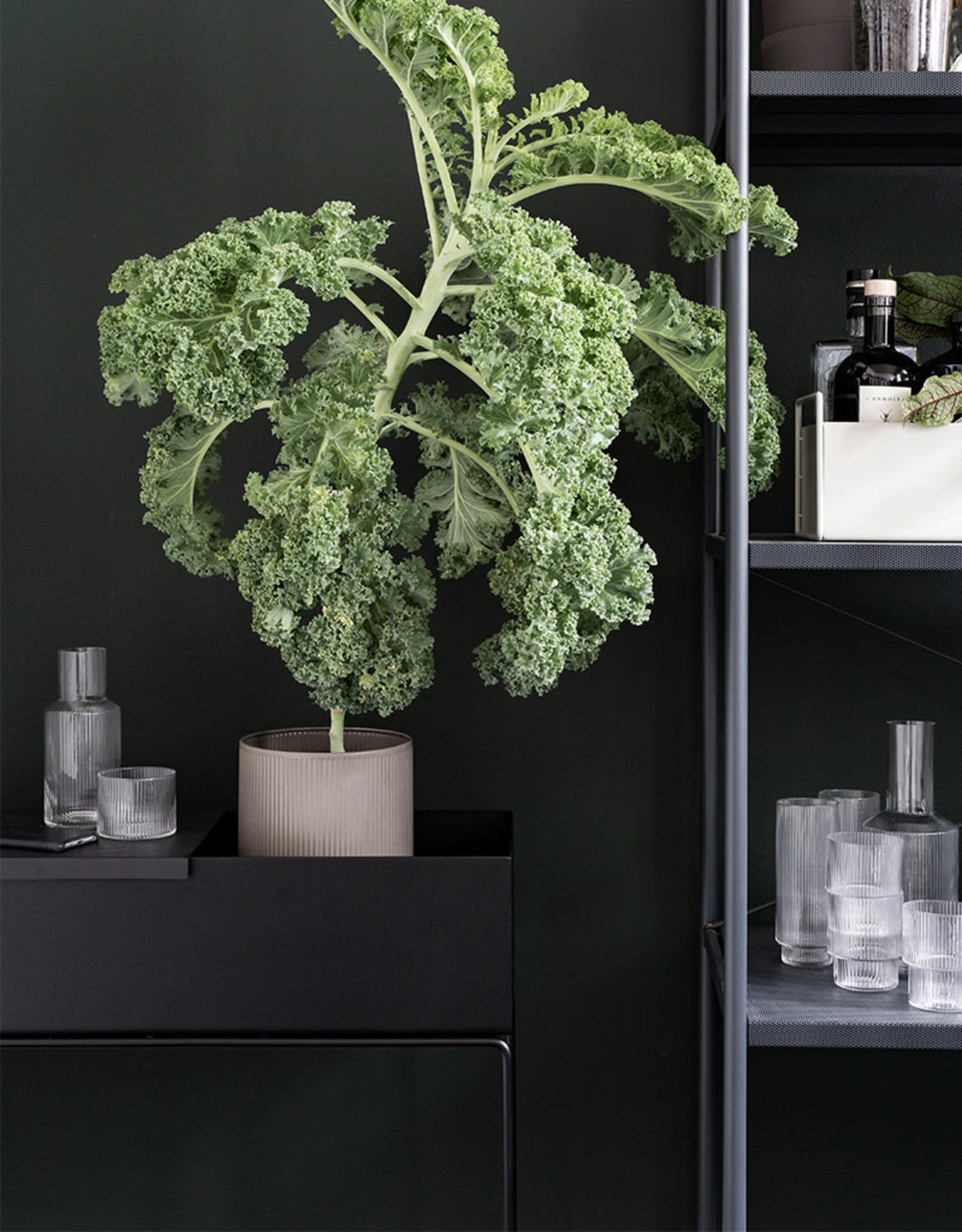 FERM LIVING FERM LIVING Plant Box Black