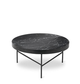 FERM LIVING FERM LIVING Marble Table - Large - Black
