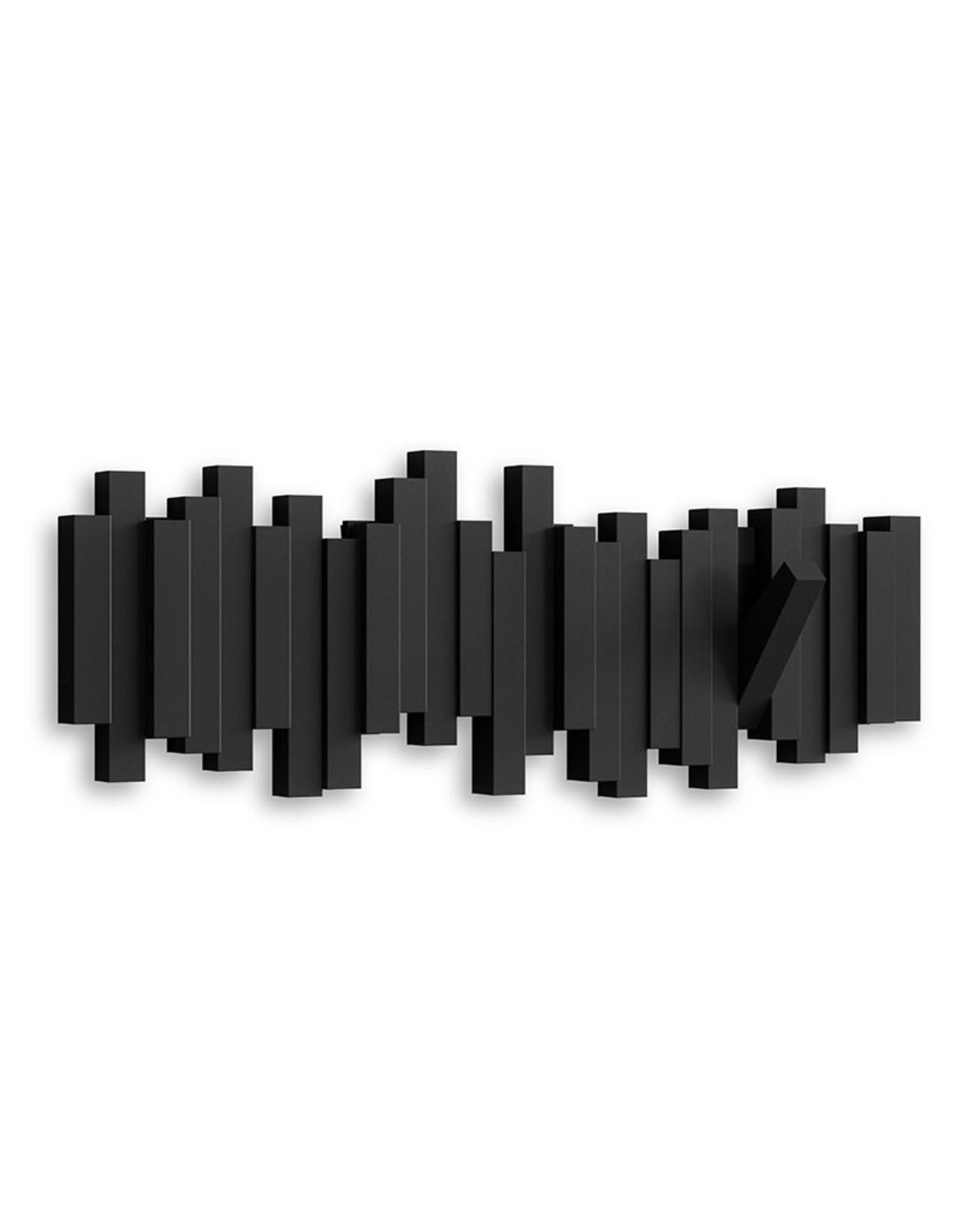 UMBRA UMBRA Sticks Multi Hook Black
