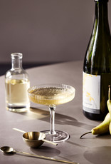 FERM LIVING FERM LIVING Ripple Champagne Saucers - Set of 2