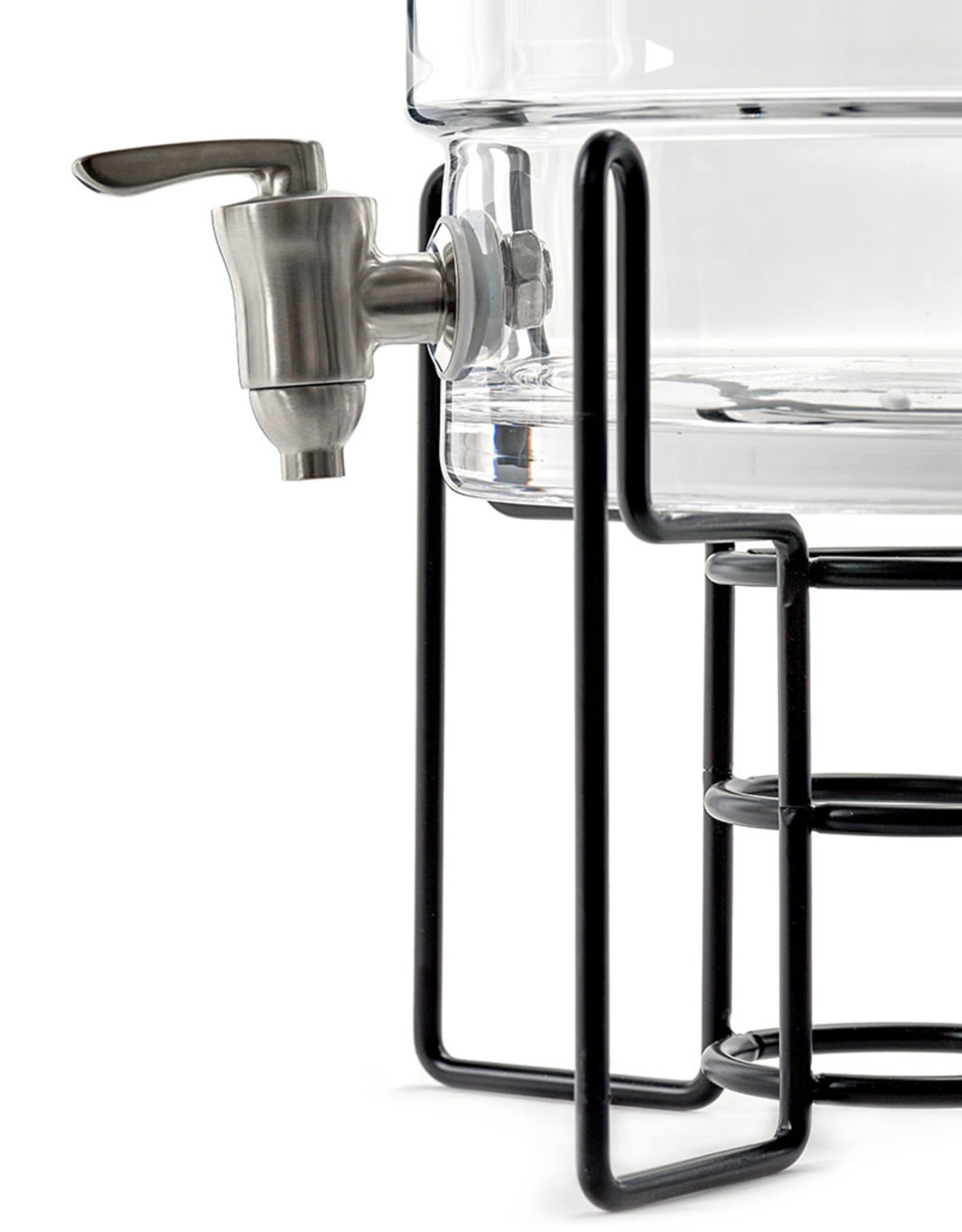 SERAX SERAX GLASS JAR WITH TAP