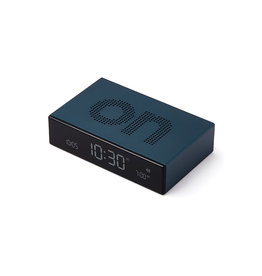 LEXON LEXON FLIP CLOCK PREMIUM BLUE