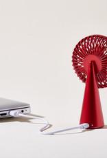 LEXON LEXON Wino 3 Speed Fan Red