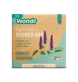 WONDR WONDR Shower Bar Patchouli