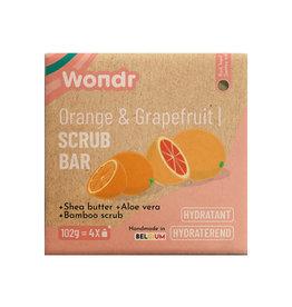 WONDR WONDR Shower Bar Orange & Grapefruit
