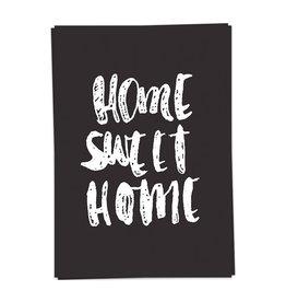 KAART BLANCHE KAART BLANCHE Home Sweet Home