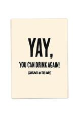 KAART BLANCHE KAART BLANCHE Drink Again