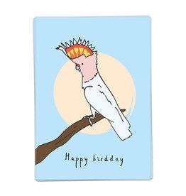 KAART BLANCHE KAART BLANCHE Happy Birdday