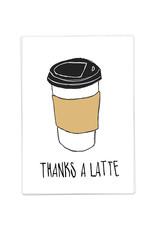 KAART BLANCHE KAART BLANCHE Thanks A Latte
