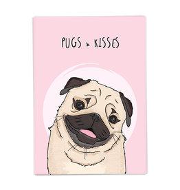 KAART BLANCHE KAART BLANCHE Pugs & Kisses