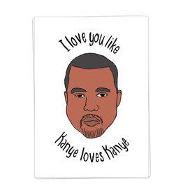 KAART BLANCHE KAART BLANCHE Kanye Loves Kanye