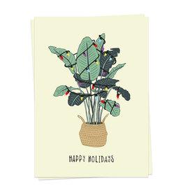 KAART BLANCHE KAART BLANCHE Christmas Plant