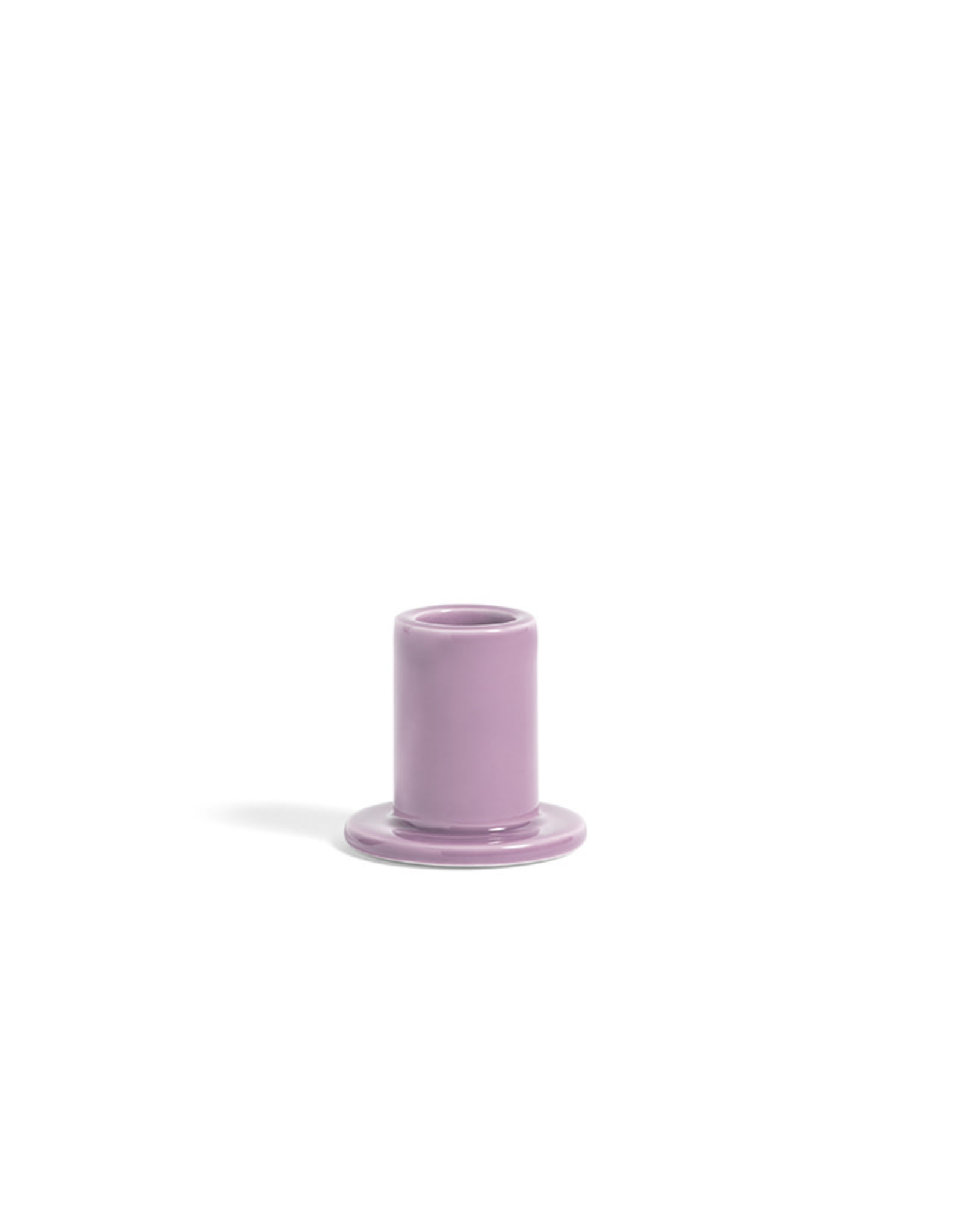 HAY HAY TUBE Candle Holder S Lilac
