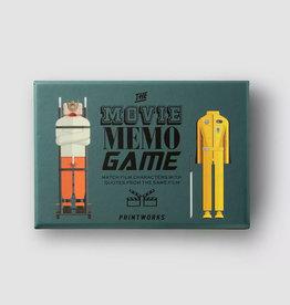 PRINTWORKS PRINTWORKS Memo Game - Movie