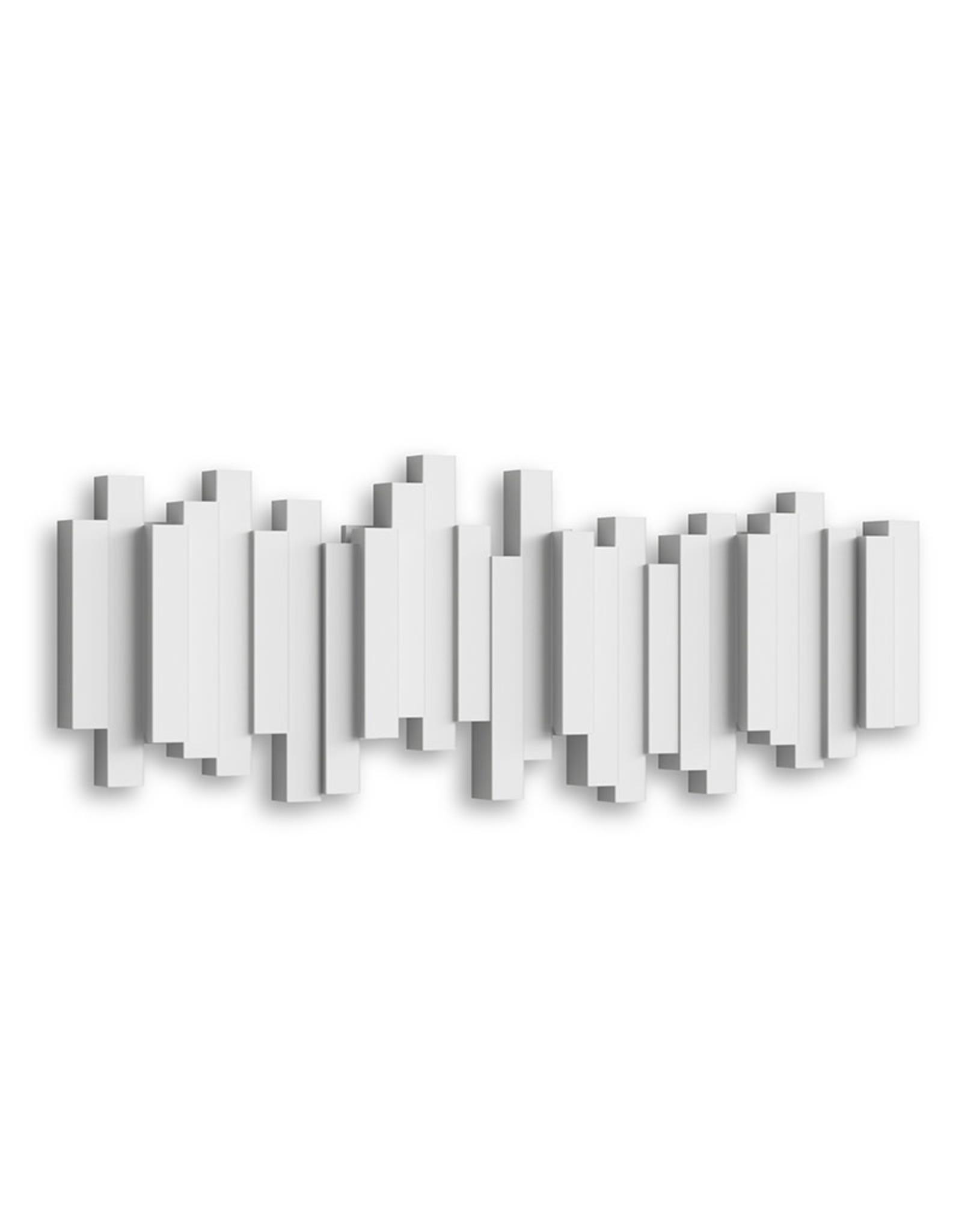 UMBRA UMBRA STICKS Multi Hook White