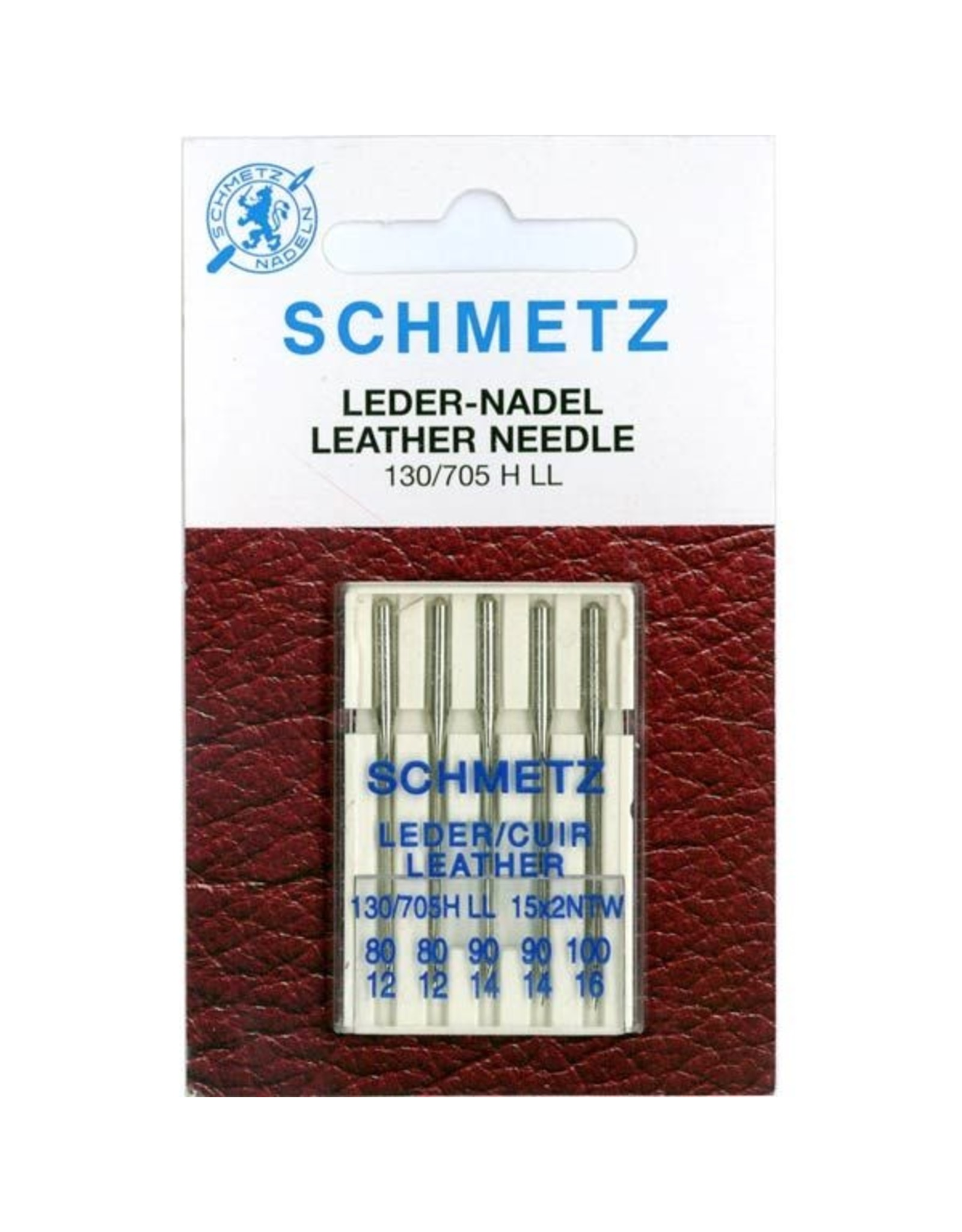 Schmetz naald leder assortiment
